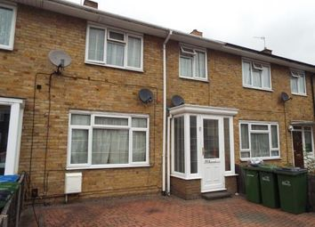 Thumbnail 3 bed terraced house for sale in Eynsham Drive, London