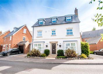 Thumbnail 5 bedroom detached house for sale in Archbishops Crescent, Gillingham, Kent