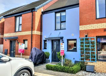 Thumbnail 2 bedroom terraced house for sale in Portland Drive, Barry