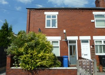 Thumbnail 2 bed end terrace house to rent in Neville Street, Hazel Grove, Stockport