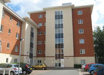 Thumbnail 1 bed flat to rent in Viceroy Court, Soudrey Way, Cardiff