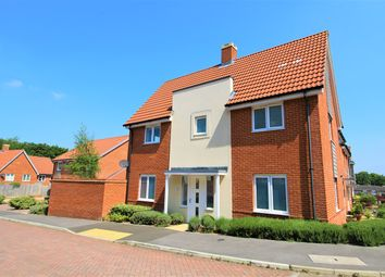 Thumbnail 3 bed end terrace house for sale in Barber Road, Basingstoke