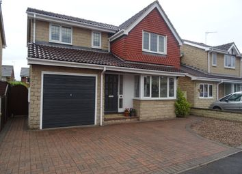 Thumbnail 4 bed detached house to rent in Sandmartins, Gateford, Worksop