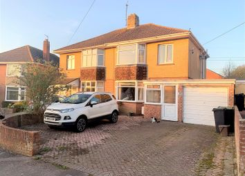 Thumbnail 3 bed semi-detached house for sale in Court Road, Weymouth