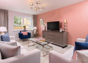 "Thumbnail 4 bedroom detached house for sale in ""Kingsley"" at Heol Ty-Maen, Bridgend"