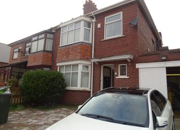 Thumbnail 3 bed property to rent in Auden Grove, Fenham, Newcastle Upon Tyne