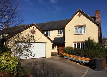 Thumbnail 4 bed property to rent in The Halt, Alphington, Exeter