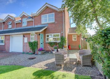 Thumbnail 3 bed semi-detached house for sale in Kirkwell Cottages, High Hauxley, Morpeth