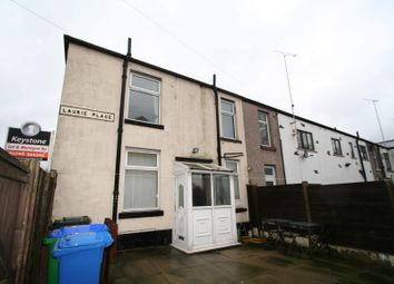 Thumbnail 1 bedroom terraced house to rent in Laurie Place, Cronkeyshaw, Rochdale