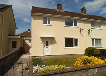 Thumbnail 3 bed semi-detached house for sale in Sycamore Avenue, Pyle, Bridgend