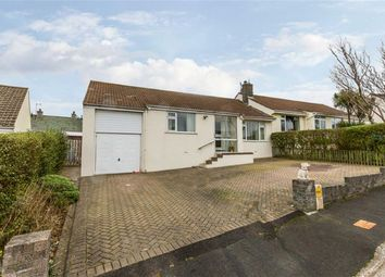 Thumbnail 2 bed semi-detached bungalow for sale in Ballaterson Crescent, Peel, Isle Of Man
