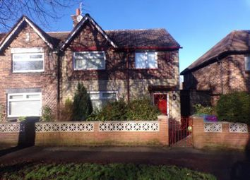 Thumbnail 3 bed semi-detached house for sale in Oakhill Road, Liverpool, Merseyside, England