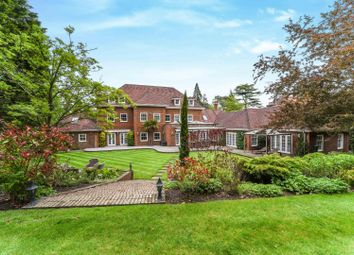 Thumbnail 7 bed detached house to rent in Queens Drive, Oxshott, Leatherhead
