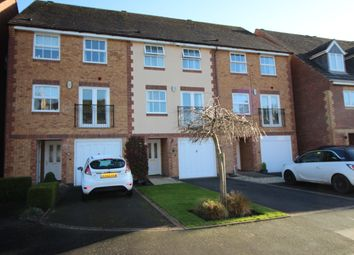 Thumbnail 4 bed town house for sale in Kenrose Mill, Kinver, Stourbridge