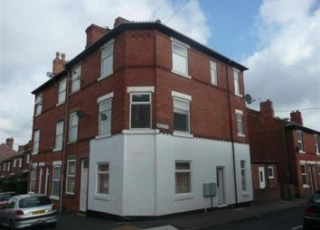 Thumbnail 4 bedroom end terrace house for sale in Maud Street, New Basford, Nottingham