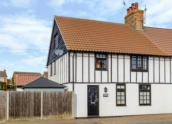 Thumbnail 3 bed cottage for sale in Orchard Row, Church Road, Grafham, Huntingdon