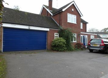 Thumbnail 3 bed detached house for sale in Barns Close, Kirby Muxloe, Leicester, Leicestershire