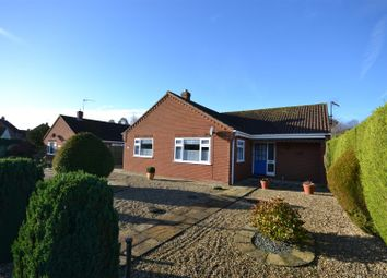 Thumbnail 3 bed detached bungalow for sale in Viceroy Close, Dersingham, King's Lynn