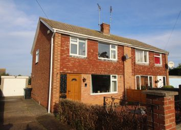 Thumbnail 3 bed semi-detached house to rent in Shorwell Close, Grantham