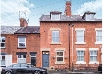 Thumbnail 3 bedroom terraced house for sale in Earl Russell Street, Aylestone, Leicester