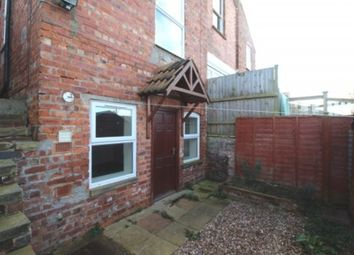 Thumbnail 1 bed flat to rent in Harrowby Road, Grantham