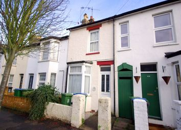 Thumbnail 2 bed terraced house to rent in Sotheron Road, Watford, Hertfordshire