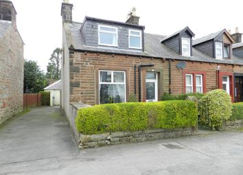 Thumbnail 2 bedroom end terrace house for sale in 11 Harcourt Place, Lockerbie, Dumfries & Galloway