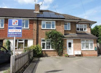 Thumbnail 4 bed terraced house for sale in Goldstone Farm View, Groveside, Bookham, Leatherhead