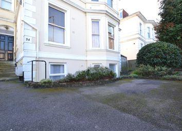 Thumbnail 1 bed flat to rent in A St. James Road, Tunbridge Wells, Kent