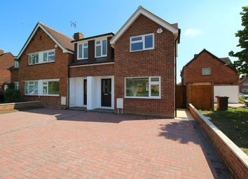 Thumbnail 2 bedroom end terrace house for sale in Hazel Avenue, Guildford