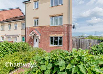 Thumbnail 2 bed flat for sale in Clos Cae Nant, Cwmbran