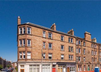 Thumbnail 1 bed flat for sale in Dalmeny Street, Edinburgh