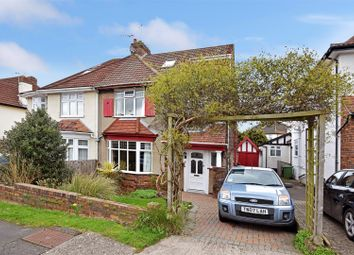 Thumbnail 4 bedroom semi-detached house for sale in Rockside Drive, Henleaze, Bristol