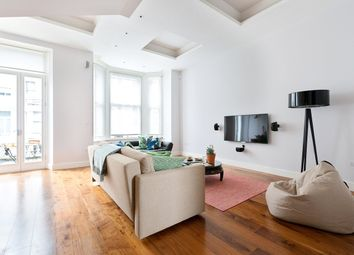 Thumbnail 3 bed flat for sale in Lexham Gardens, London