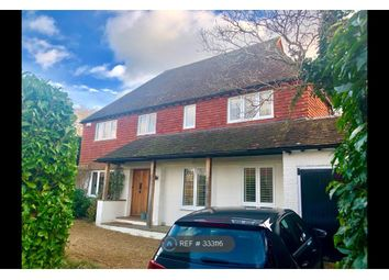 Thumbnail 4 bed detached house to rent in Cranley Close, Guildford