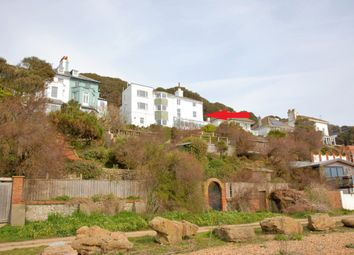 Thumbnail 2 bed flat for sale in Radnor Cliff, Sandgate