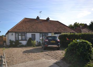 Thumbnail 3 bed semi-detached bungalow for sale in Mill Street, St. Osyth, Clacton-On-Sea