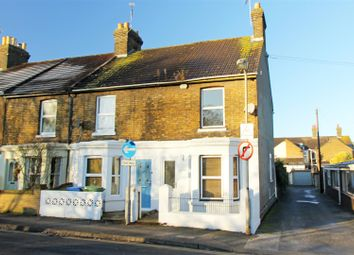 Thumbnail 3 bed end terrace house for sale in Ufton Lane, Sittingbourne