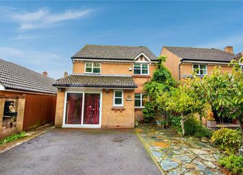Thumbnail 4 bed detached house for sale in Dickens Drive, Whiteley, Fareham, Hampshire