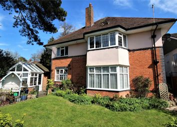 Thumbnail 2 bed flat for sale in Chessel Avenue, Bournemouth, Dorset