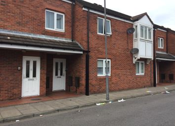 Thumbnail 1 bed flat to rent in Wensleydale Street, Hartlepool