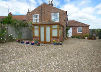 Thumbnail 3 bed end terrace house for sale in Middleton Road, Bainton, Driffield