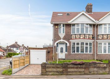 Thumbnail 6 bed semi-detached house for sale in Sandell Close, Stockingstone Road, Luton