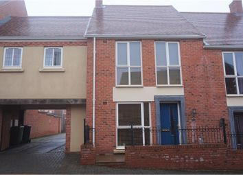 Thumbnail 2 bed terraced house for sale in Clips Moor, Telford
