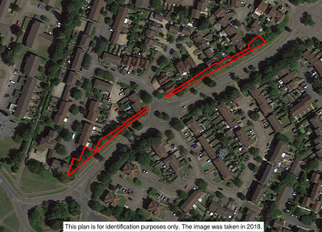 Thumbnail Land for sale in Land At Bericot Way, Welwyn Garden City, Hertfordshire