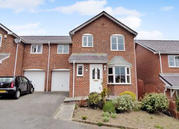 Thumbnail 3 bed semi-detached house for sale in Maes Berea, Bangor