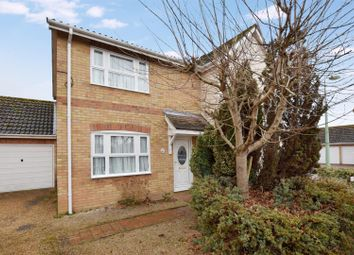 Thumbnail 2 bed semi-detached house for sale in Rowans Way, Leavenheath, Colchester