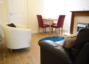 Thumbnail 1 bed end terrace house to rent in Dunkirk Street, Near Keele, Newcastle-Under-Lyme