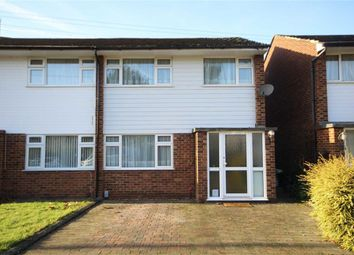 Thumbnail 3 bed semi-detached house to rent in Station Close, Hampton