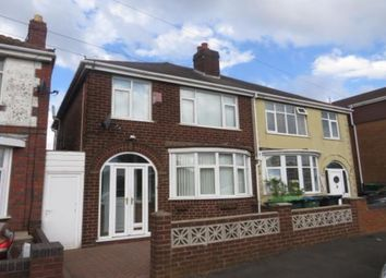 Thumbnail 4 bed semi-detached house to rent in Bagnall Street, Ocker Hill, Tipton